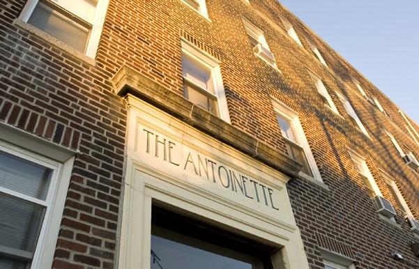 The Antoinette