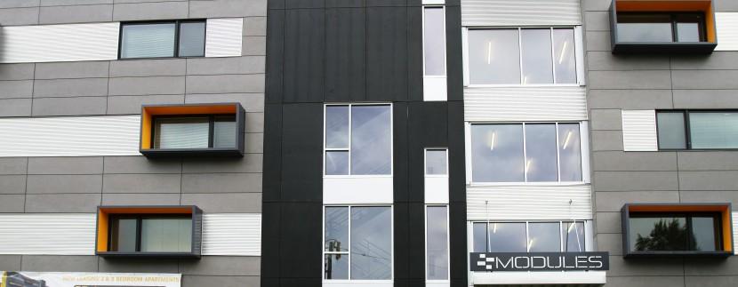 The Modules - exterior