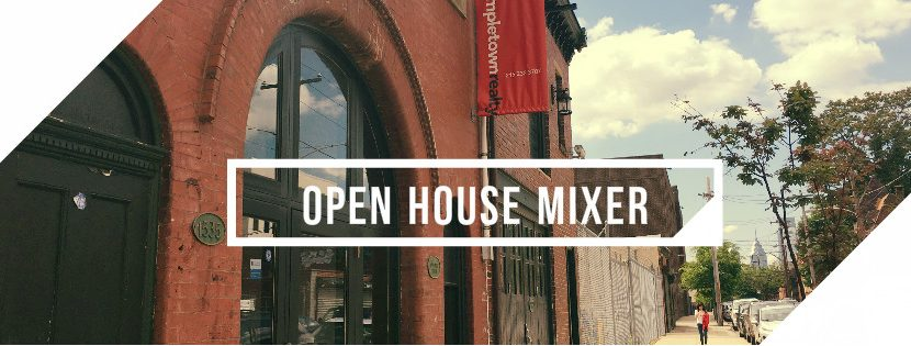 Open House Mixer