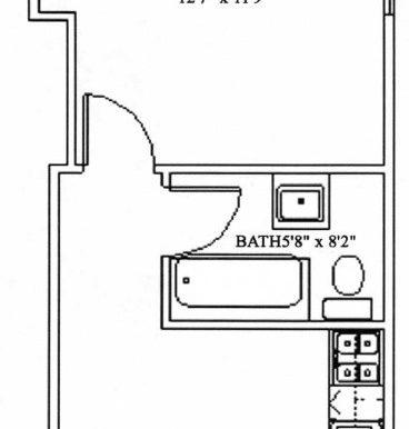 1424 Diamond 3R floorplan